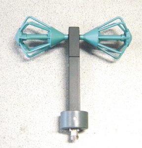 Antenna micro - biconica